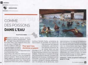 article isère mag 15 - mars avril 18